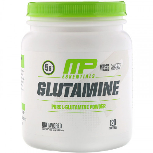 MusclePharm Glutamine Essentials (600 гр.)