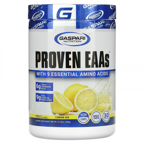 Gaspari Nutrition Proven EAAs with 9 Essential Amino Acids (390 гр.)