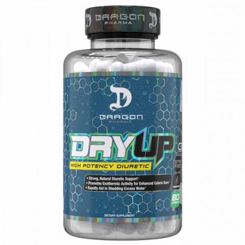 Dragon Pharma DryUp (80 капс.)