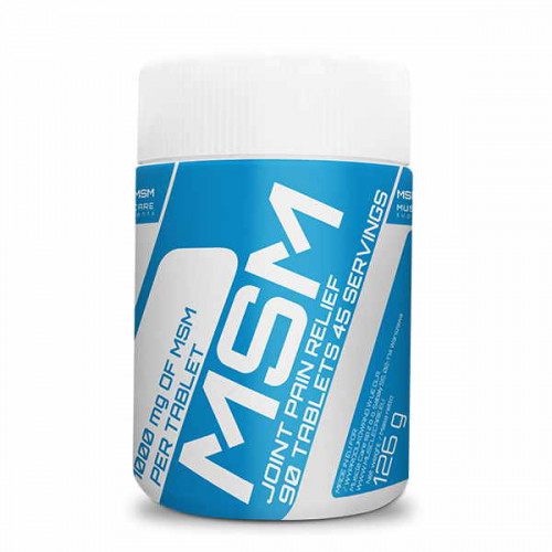 Muscle Care MSM (90 таб.)