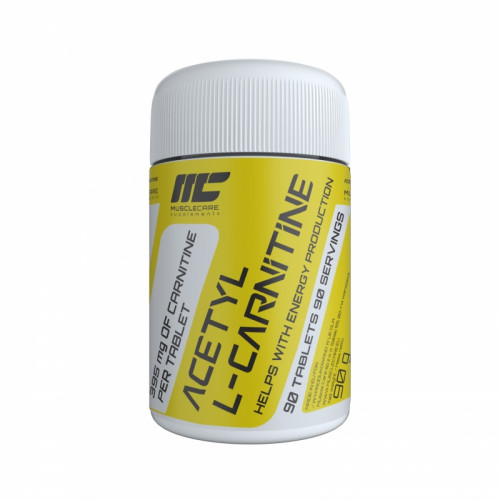 Muscle Care Acetyl L-Carnitine (90 таб.)