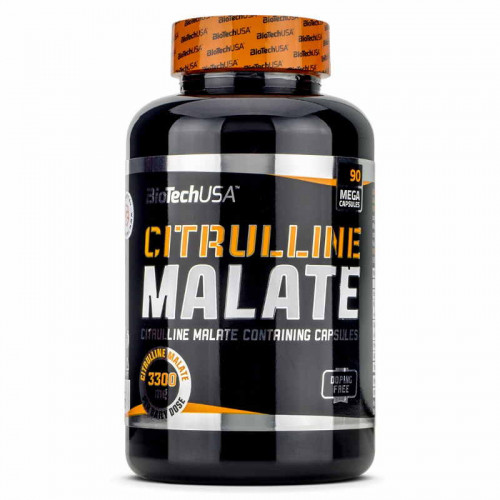 BioTech USA Citrulline Malate (90 капс.)