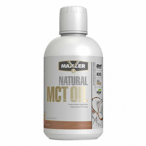Maxler Natural MCT Oil (450 мл)