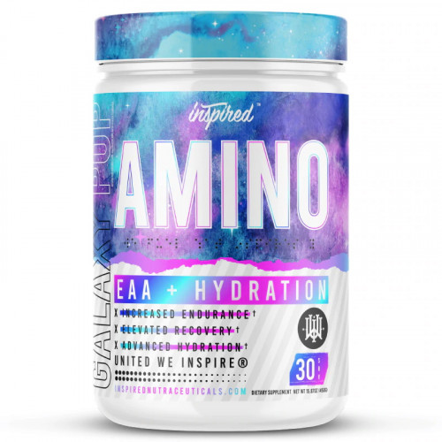 Inspired Nutraceuticals Amino Vegan EAAs (450 гр.)