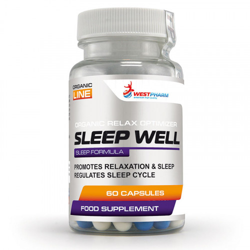 WestPharm Sleep Well (60 капс.)
