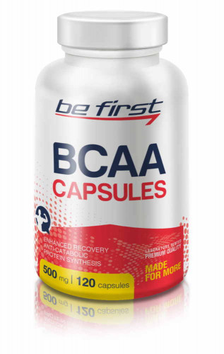 Be First BCAA Capsules (120 капс.)