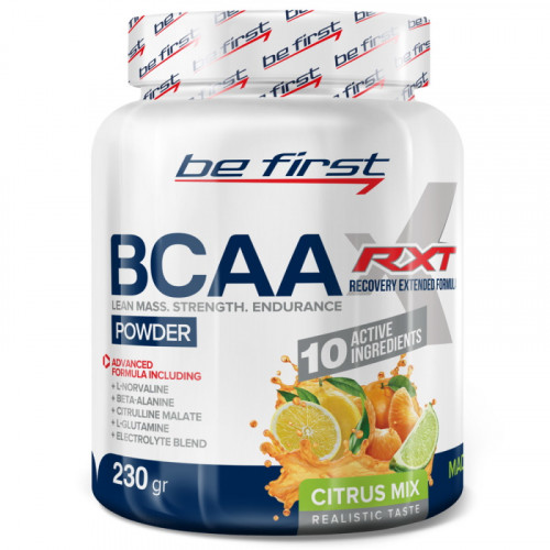 Be First BCAA RXT (230 гр.)