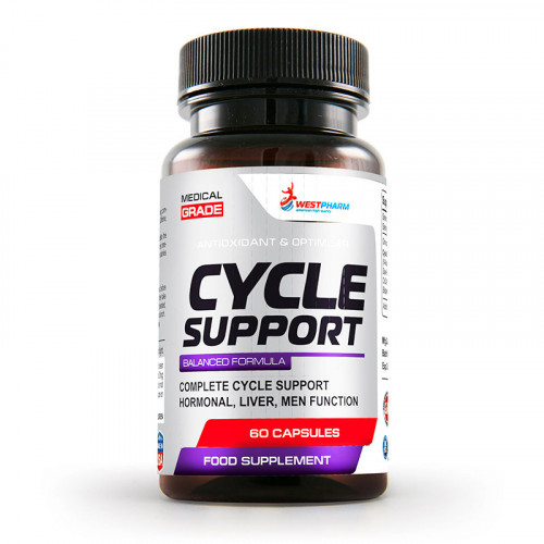WestPharm Cycle Support (60 капс.)