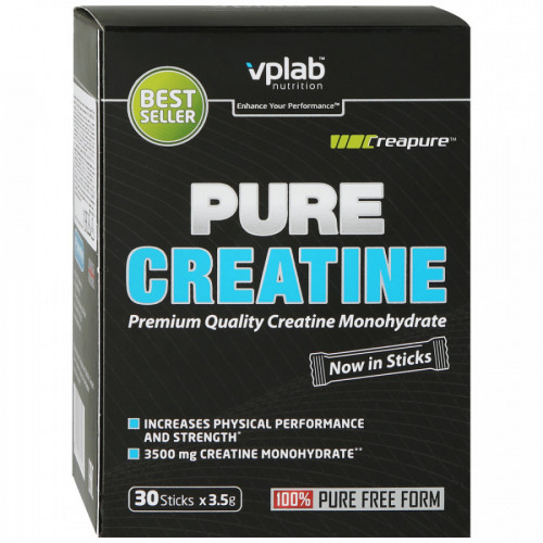VP Laboratory Pure Creatine Sticks (1 пакетик)
